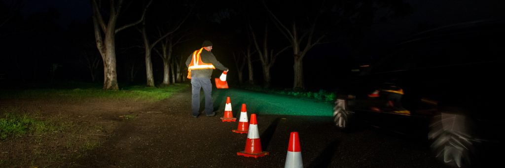 Night time worker safety apps